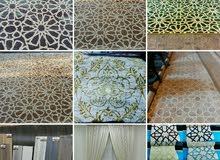 Carpetcurtainwallpapersofaplasticwoodflooringblinds