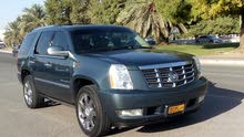 Cadillac escalade model.2009 for sale