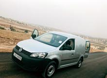 Volkswagen Caddy 2013 For sale - Grey color
