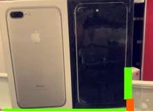 جديد بسعر ممتاز جدا على iPhone 7pluse مع كفاله سنه