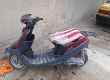 دراجه للبيع كامله محرك مكفول اسمهة بطه