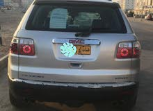 Silver GMC Acadia 2009 for sale