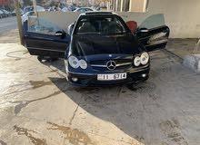 مرسيدس سي ال كيه موديل 2003 محوله موديل 2009 KIT AMG اصلي