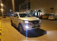 Nissan Navara 2016 For sale - Silver color