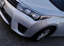 تويوتا كورولا 2014 فحص كامل للبيع متور 1600