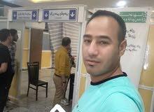 لحام حدید خبره بدور عل وظیفه مع راتب محترم