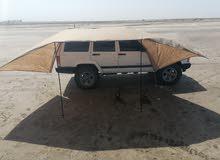 مضلة سقف السيارة  للرحلات لوازم الرحلات من صناعتي صناعة يد عمانية  غطاء