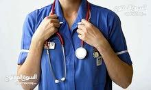 معاون طبي بحاجه إلى عمل في مجالات طبيه