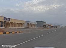 لايجار محلات ورش وكاراج (صناعية شناص)