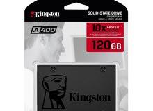 هارديسك  120GB SSD KINGSTON