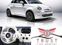 Trust Car Rental   استأجر من شركة تراست لتأجير السيارات