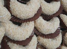 حلويات عطر الفانيليا للحلويات الليبيه الاصيله