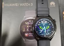 للبيع ساعة هواوي الجديدة واتش 3