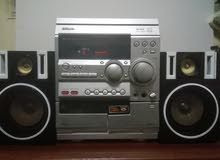 Aiwa cassette with Bluetooth and mp3 player
