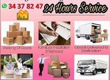 Bahrain house shifting and packing service