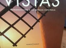 Spanish Introduction to Spanish VISTAS