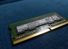 رام لابتوب نظيفة للبيع Samsung - 2666v - ddr4 - 4gb