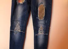 Young Girl Jeans