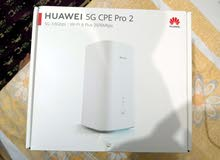 راوتر هواوي برو 2 يدعم 4Gو5G جميع الشبكات