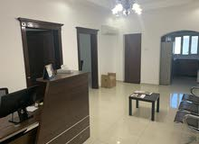 Office Flat semi furnished for rent in mahooz