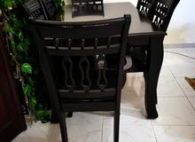 center tables + Dining Table with 6 chairs