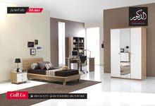 غرف نوم شباب بأفضل جوده وتصاميم جديده بالاقساط