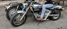 Honda magna 250cc V-twin for sale