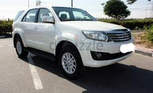 Toyota Fortuner 2015 (2.7) 4 cylinder fully original Paint