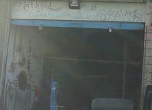 محل الاطارات وبناشر للسيارات للبيع في عمان