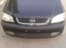 Available for sale! +200,000 km mileage Opel Zafira 2002