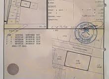 للبيع ارض في مطرح  دارسيت الساحل نظام شقق