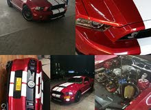 Mustang 2013 - Used Manual transmission