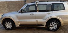 Gasoline Fuel/Power   Mitsubishi Pajero 2006