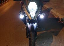 مصابيح لدراجات .عدسه LED