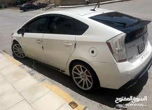 For sale Toyota Prius car in Zarqa