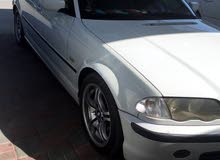 White BMW 320 2000 for sale