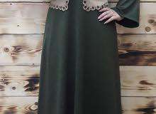 فستان شتائي