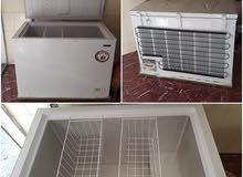 New freezer not used at all