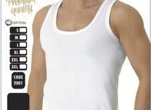 ملابس داخلية رجالي قطنية تركي (بيع لمحلات الجملة فقط)