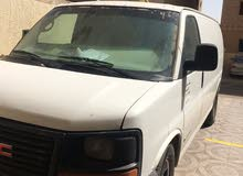 GMC Savana car is available for sale, the car is in Used condition