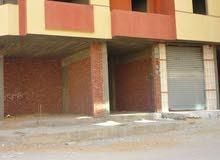 محل تجاري 62م يصلح لجميع الاغراض علي قرب طريق الدائري والاتوستراد