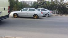 Automatic Silver Hyundai 2000 for sale