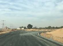 للبيع والتملك الحر لجميع الجنسيات اراضي سكنية علي شارع الزبير بالياسمين عجمان