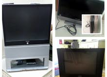 3 تلفزيونات للبيع ...