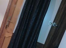 فستان سهره طويل وشبه جديد