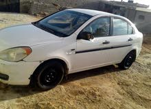 Hyundai Accent 2007 for sale in Benghazi