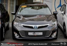 Toyota Avalon made in 2013 for sale