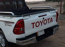 Gasoline Fuel/Power   Toyota Hilux 2016