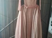 فستان سهرة مقاس M/L