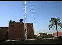 برج انترنت 3 سكترات ubnt